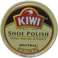 Kiwi Shoe Polish, Neutral, 2.5 Ounces