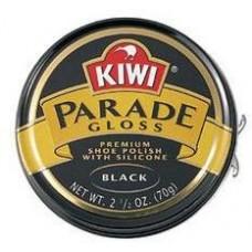 Kiwi Parade Gloss, Black, Large Size