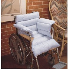 Spenco Silicore Padding Wheelchair Pad with Ties