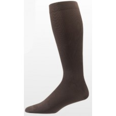 Aetrex Copper Sole Socks, Mens Compression Support, OTC, Brown