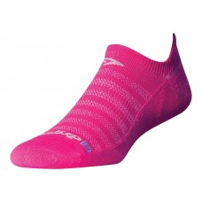 Drymax Running Lite Mesh No Show Tab,  October Pink