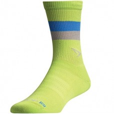 Drymax Running Lite-Mesh Crew,  Sublime/Blue/Grey