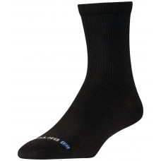 Drymax Thin Running Crew,  Black