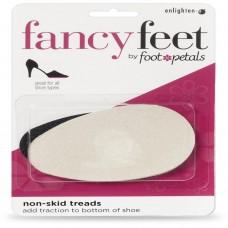 Fancy Feet Non Skids, Black/Clear