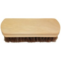 FeetPeople Horsehair Shine Brush 5-7/8""