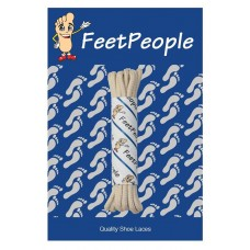 FeetPeople Round Dress Laces, Ivory