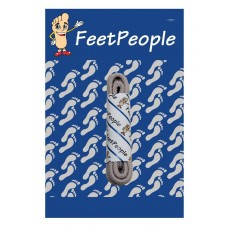 FeetPeople Round Dress Laces, Vanilla