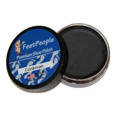 FeetPeople Premium Shoe Polish, 1.625 Oz., Cordovan