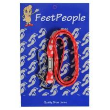 FeetPeople Printed Hearts Lanyard