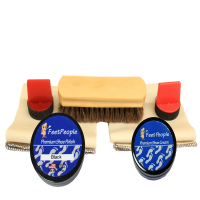FeetPeople Premium Conditioning Refill Kit, Black