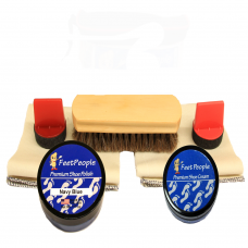 FeetPeople Premium Conditioning Refill Kit, Navy