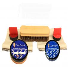 FeetPeople Premium Conditioning Refill Kit, Tan