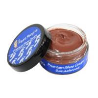 FeetPeople Premium Shoe Cream 1.5 oz, Sandalwood