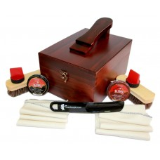 FeetPeople Leather Care Valet Shoe Shine Kit (#145)