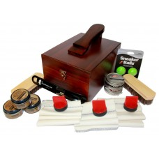 FeetPeople Deluxe Valet Shoe Shine Kit (#DELUXE)