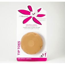 Foot Petals Tip Toes Triple Pack (Buttercup)