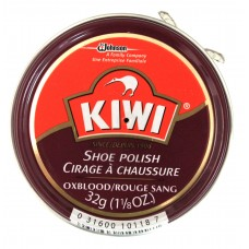 Kiwi Shoe Polish, Oxblood, 1.125 Ounces