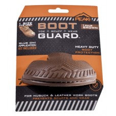 Peak Boot Toe Protector Brown