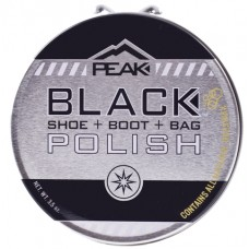 Peak Cream Tin Lg Black