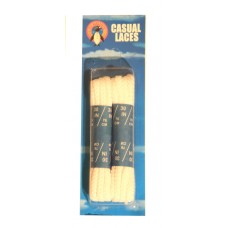 Penguin Casual Laces, 30, White