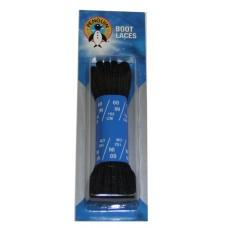 Penguin Hiker / Boot Laces, 60, Black