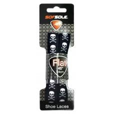 Sof Sole Novelty - Dog Bone, Skulls, 45 Inch