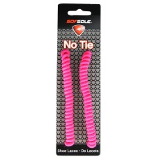 Sof Sole No Tie - Hang Tag, Neon Pink, Fits 27-45 Inch