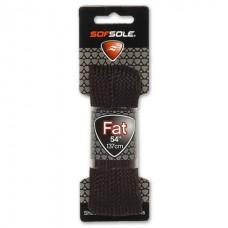 Sof Sole Fat - Black, 54 Inch