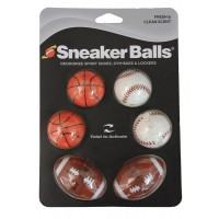 Sof Sole Sneaker Ball 3 Pair, Sport Balls
